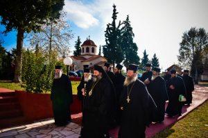 Ιερατική Σύναξη των Κληρικών της Μητροπόλεως Λαγκαδά κατά τον μήνα Δεκέμβριο