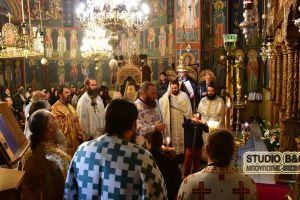 Ο εορτασμός της Παναγίας της Γερόντισσας στο Ναύπλιο