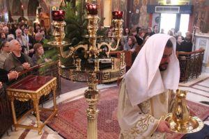 Χειροτονήθηκε ο νέος διάκονος του μητροπολιτικού ναού Αθηνών