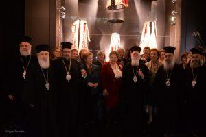 Επισκέψεις στην Καλαμάτα από τον Αρχιεπίσκοπο Αλβανίας Αναστάσιο