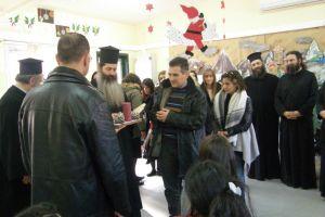 Εξορμήσεις αγάπης του Ιδρύματος Νεότητος της Ιεράς Αρχιεπισκοπής Αθηνών