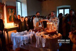 Η εορτή του Αγίου Ελευθερίου στο Ναύπλιο
