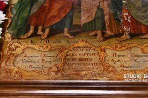 Η Ένωση Κρητών Αργολίδας «Ο ΜΙΝΩΑΣ» γιόρτασε τους Άγιους Δέκα Μάρτυρες στο Τολό Ναυπλίου
