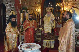 Η Εορτή της Αγίας Βαρβάρας στη Μεσιά Παγγαίου
