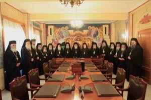 Αποφάσεις ΔΙΣ – Ακοινωνησία σε διακόνους και Μοναχούς – Ενημέρωση για νομοσχέδιο