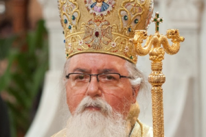 Τρίμηνο Aρχιερατικό Μνημόσυνο αοιδίμου Μητροπολίτου Ιεραπύτνης και Σητείας κυρού Ευγενίου