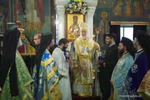 Λαμπρός εορτασμός του Αγίου Νικολάου στην Καλλιθέα