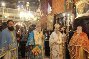Δισαρχιερατικό Συλλείτουργο για τον Άγιο Νικόλαο στην Κέρκυρα
