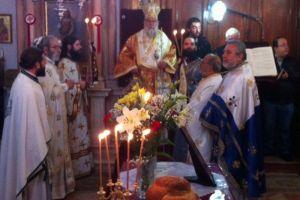 Κερκύρας Νεκτάριος: «Όσο διώχθηκε η Εκκλησία του Χριστού, τόσο γιγαντώθηκε»