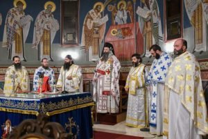 Η Θεία Λειτουργία των Αποστολικών Διαταγών στην Ι.Μ. Κίτρους