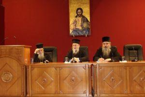 Ομιλία Μητροπολίτη Γόρτυνος Ιερεμία στην Ι.Μ.Κορίνθου