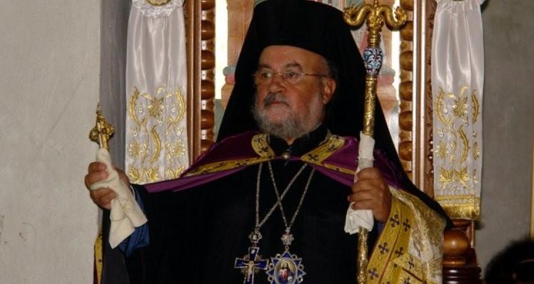 You are currently viewing Έφυγε από τη ζωή ο Μητροπολίτης Μαραθώνος Μελίτων