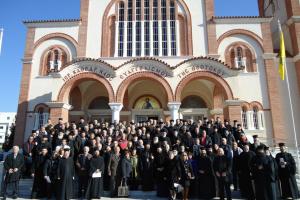 Κληρικολαϊκή σύναξη στην Ι.Μ. Μαρωνείας