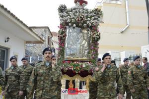 Το Μεσολόγγι τίμησε τον Πολιούχο του Άγιο Σπυρίδωνα