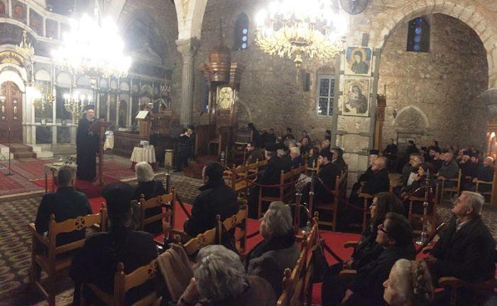 You are currently viewing Κατευθύνσεις Μητρ. Χαλκίδος στους εκκλησιαστικούς επιτρόπους
