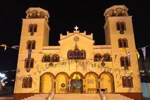 Το ταξίδι του Αρχιεπισκόπου Ιερωνύμου στην Ελευθερούπολη για τον Άγιο Ελευθέριο