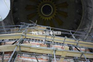 Συγκλονισμένοι οι επιστήμονες με τα ευρήματα στον Πανάγιο Τάφο