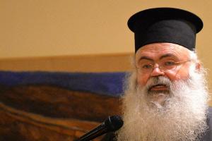 """Πάφου Γεώργιος: """"Η εθνική αντίσταση δεν υπήρξε ποτέ εθνική αυτοκτονία"""""""