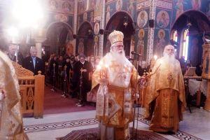 Δημητριάδος Ιγνάτιος: «Καλούμαστε να κάνουμε την αγάπη πράξη». Πανηγύρισε ο Ναός του Αγίου Σπυρίδωνος