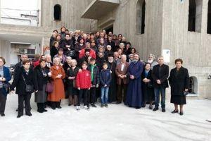 Περιστέρι: Άρχισε η λειτουργία του Ιερού Ναού Αγίου Αθανασίου