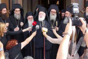 Αποφάσεις Ιεράς Συνόδου της Εκκλησίας της Κρήτης