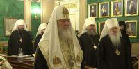 Τρισάγιο για τα θύματα του Τu -154 από την Ιερά Σύνοδο της Ρωσικής Εκκλησίας