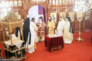 Τα ιερά μνημόσυνα του Σταυροπηγίου κυρού Αλεξάνδρου