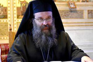 Συνεχίζει να υπεκφεύγει στο θέμα του ιερέως π. Χριστοφόρου, ο Σεβ. Χίου Μάρκος  με γλυκανάλατες δηλώσεις