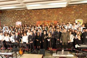 Χριστουγεννιάτικη συναυλία στην μητρόπολη Χαλκίδος