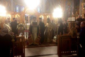 Στον Μητροπολιτικό μας Ναό το Ιερό Λείψανο του Οσίου Νικηφόρου του Λεπρού