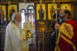 Η Εορτή επί τη Εορτή του Αγίου Αντωνίου εις την Ιερά Μητρόπολη Λαγκαδά