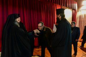 Συνάντηση του Σεβασμιωτάτου με τους Νέους Επιτρόπους των Ιερών Ναών