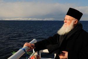 Ο Πατριάρχης στην Ιμβρο
