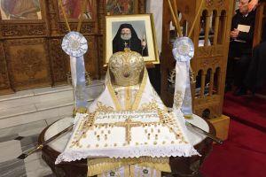 Νοσταλγία και συγκίνηση για τον Αρχιεπίσκοπο Χριστόδουλο στο Βόλο.  ••Παρουσιάστηκε το βιβλίο του Κων/νου Χολέβα αφιερωμένο στην μνήμη του