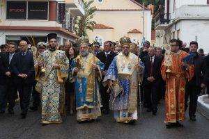 Λαμπρός ο ερτασμός των Θεοφανείων στην Καλαμάτα