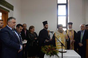 Την Βασιλόπιτα των Δικηγόρων ευλόγησε   ο Μητροπολίτης Μεσσηνίας
