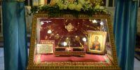 Πανηγυρικός Εσπερινός του Αγίου Χαραλάμπους στο Κοιμητήριο Καλαμάτας