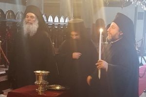 Ο Αρχιμανδρίτης Ιερόθεος Ζαχαρής εξελέγη Επίσκοπος Ευκαρπίας