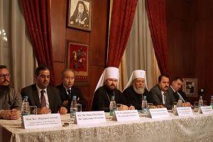Ο Βολοκολάμσκ Ιλαρίων προς Άραβες Πρέσβεις: Οι τρομοκράτες  είναι υπηρέτες του Σατανά.