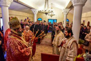 Εορτασμός της Μνήμης του Αγίου Ιερομάρτυρος Χαραλάμπους του Θαυματουργού, εις την Ιερά Μητρόπολη Λαγκαδά, Λητής και Ρεντίνης