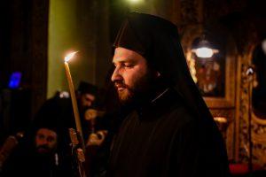 Κουρά του Μοναχού Ιωάννου στην Ι. Μ. Λαγκαδά, Λητής και Ρεντίνης