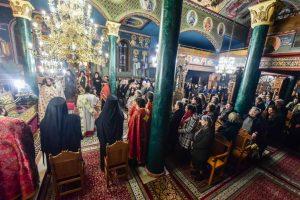 Πανηγυρικός Εσπερινός επί τη εορτή της Αγίας Κυράννης της Οσσαίας στην Ι. Μ. Λαγκαδά