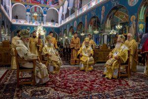 Τιμήθηκε στο Βόλο η μνήμη των Ορθοδόξων Μαρτύρων του Ολοκαυτώματος – Μνημόσυνο του αιχμαλώτου στο Νταχάου Δημητριάδος Δαμασκηνού