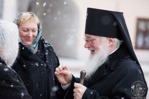 Ο Μητροπολίτης Παλαιάς Ρωσίας κ.Λέων, γιόρτασε τα ονομαστήριά του.