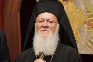 Ὁ Πατριάρχης εἰς τά Ἱεροσόλυμα