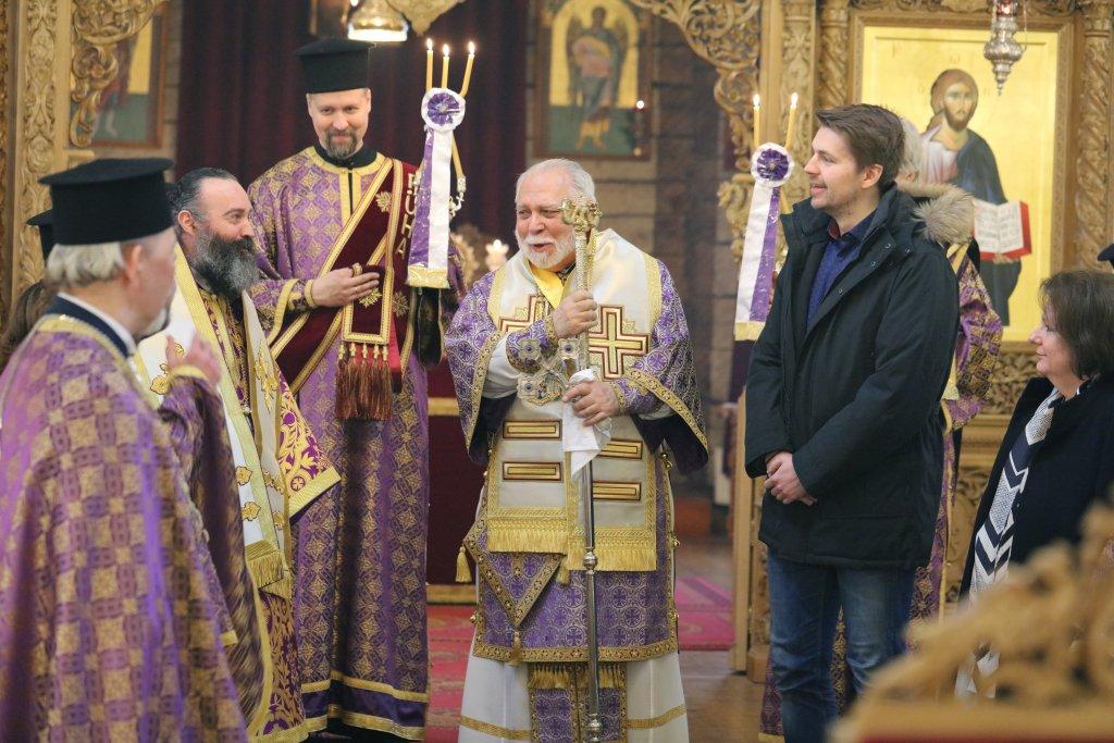 You are currently viewing 30 χρόνια Αρχιερατείας Προκαθημένου Εσθονικής Εκκλησίας κ. Στεφάνου.