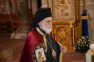 Η Κυριακή της Ορθοδοξίας στην Ι. Μ. Θεσσαλονίκης