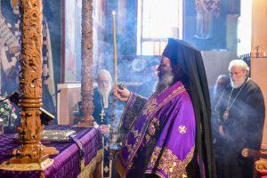 Προηγιασμένη Θεία Λειτουργία, εις την Ιερά Μητρόπολη Λαγκαδά, Λητής και Ρεντίνης