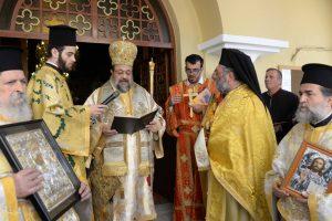 Η Κυριακή της Ορθοδοξίας στην Ι. Μητρόπολη Μεσσηνίας
