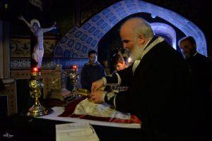 Η Ενορία της Αγ. Αικατερίνης Καλαμάτας στην Ι. Μονή Βουλκάνου